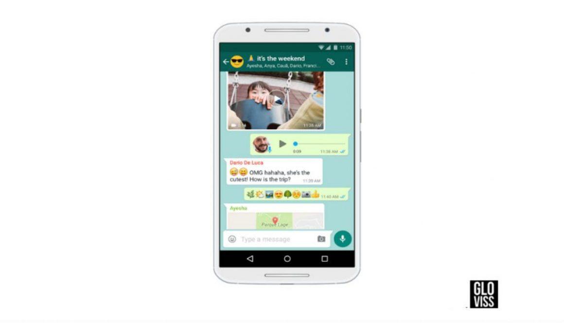 panggilan video android