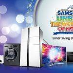 Samsung menjalinkan kerjasama dengan Lazada Malaysia