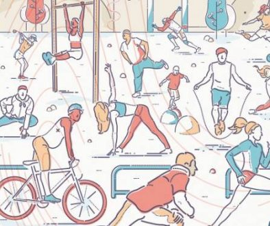 A Little Exercise Helps Us Get Happier